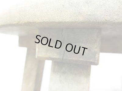 画像5: 小さな木製スツール  子供椅子