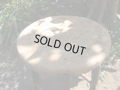 画像3: 古木のスツール 椅子 台 アンティーク
