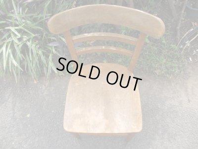 画像3: 古い木製チェア 椅子 アンティーク