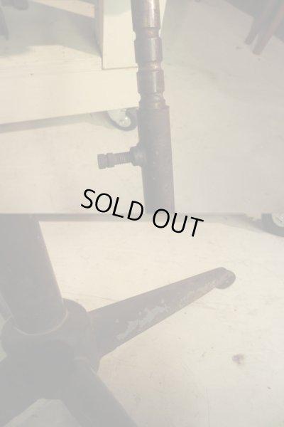 画像5: 鉄脚スツール アイアンレッグ 椅子 台 インダストリアル