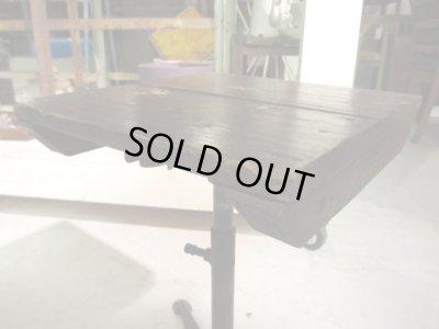 画像2: 鉄脚スツール アイアンレッグ 椅子 台 インダストリアル
