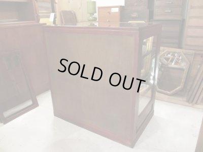 画像3: レトロ 4面ガラス ショーケース 飾り棚