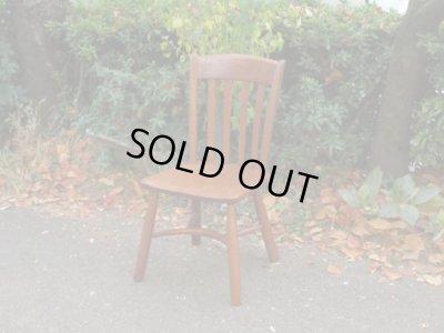 画像2: 柏木工 ダイニングチェア 木製椅子