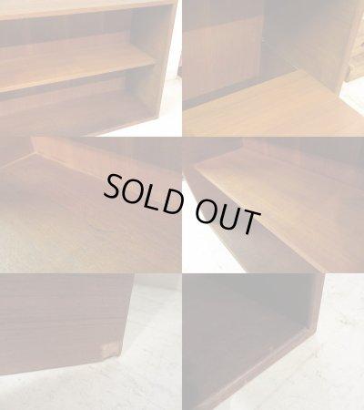 画像5: チーク材のブックシェルフ 棚