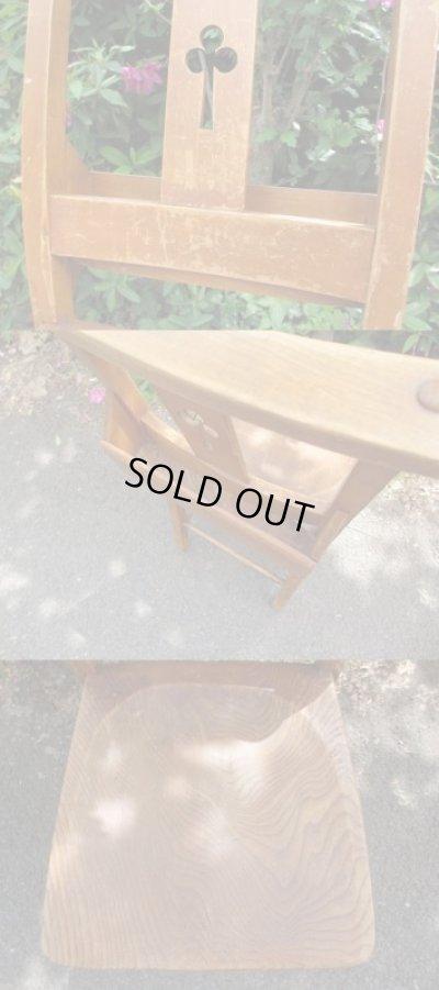 画像4: アンティーク チャーチチェア 椅子
