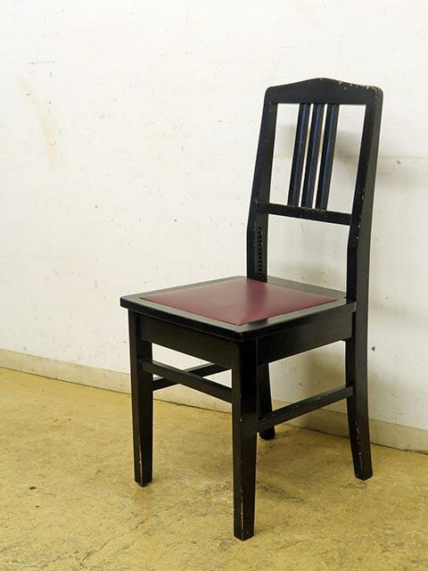 画像1: ヴィンテージ YAMAHA ピアノ椅子 トムソン椅子