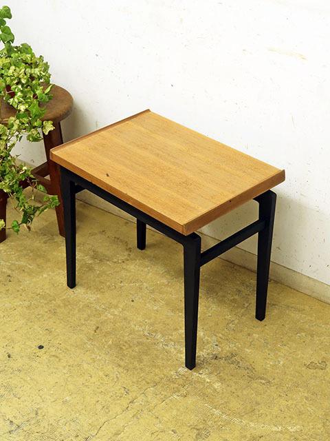 画像1: ヴィンテージ 北欧デザインのサイドテーブル